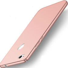 For Huawei P10 P9 P8 Lite 2017 Shockproof Matte Slim Hard Back Cover Case Skin
