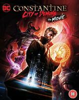 Constantine City of Demons [Bluray] [2018] [DVD]