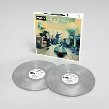 Oasis: Definitely Maybe (25th Anniversary) Silver Coloured Vinyl 2 x LP Record