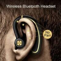 Kabellos Kopfhörer Bluetooth 5.0 Stereo Ohrhörer Sport Knochenleitung Earphones