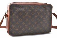 Authentic Louis Vuitton Monogram Sac Bandouliere 30 Shoulder Bag M51364 LV A9394