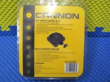 Cannon Low Profile Swivel Base Mounting System Product Code 2207003