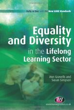 Equality and Diversity in the Lifelong Learning Sector (Lifelong Learning Secto