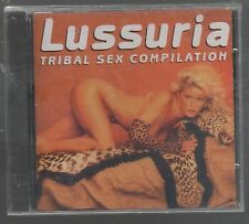 LUSSURIA TRIBAL SEX COMPILATION CD  F.C.SIGILLATO!!!