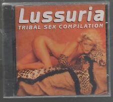 LUSSURIA TRIBAL SEX COMPILATION CD  F.C.SIGILLATO!!!