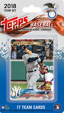 American League All Star Standout 2018 Topps Factory Team Set Trout Judge PLUS