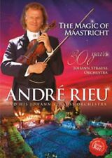 ANDRE RIEU 'THE MAGIC OF MAASTRICHT' DVD (2017)