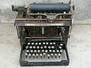 n16626 typewriter E. REMINGTON Sons 85 STANDARD 2 machine écrire Schreibmaschine