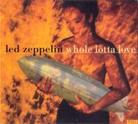 Led Zeppelin Maxi CD Whole Lotta Love - Remasterisé - Europe (M/M - Scellé)
