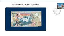Seychelles ... P-23a ... 10 Rupees ... 1979 ... *AU-UNC*
