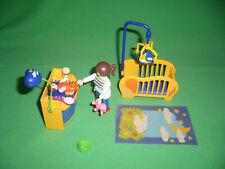 Playmobil 3207-B Maman / Chambre de bébé