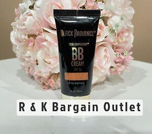 Black Radiance True Complexion BB Cream SPF 15 8919 Honey Amber  1 Oz Sealed