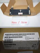 Siemens simatic 6es7193-0cb20-0xa0 6es7 193-0cb20-0xa0 New