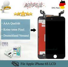 für iPhone 6S Display mit RETINA LCD Glas Scheibe Bildschirm Front SCHWARZ Black