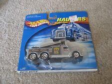 Hot Wheels Haulers Raceway Clean Up Truck MOC 2000 See My Store