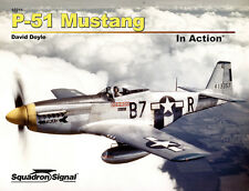 P-51 Mustang in Action (2016 edition) (Squadron Signal 10211)