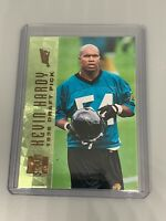Kevin Hardy 1996 Topps Stadium Club Rookie RC #153 Jacksonville Jaguars