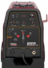 Lincoln Precision TIG 225 Welder with Cart, TIG Rod, Helmet & More K2535-2