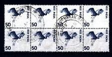 INDIA - 1975 - Airone bianco maggiore  -  Ardea alba (Casmerodius albus)