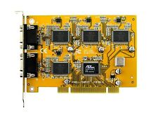 Conexant 878A- PCI 16-Channel Video Capture Card w/ BNC CABLES -  ANALOG, LINUX