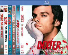 Dexter: Seasons 1-6 [Blu-ray]