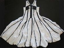 JOTTUM Euro girl special occasion SURPRISE dress navy white 140 134 128 7 8 9
