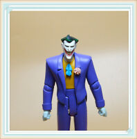 "DC Collectibles Batman Animated Series THE JOKER action Figure old 6"" N6"