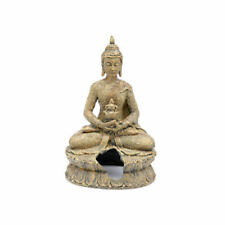 Sitting Buddha Aquarium Ornament - Large - 15.5 in - RR680 - Penn Plax