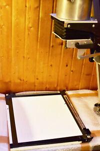 Vergrößerungsrahmen bis 40x50cm Maskenrahmen, enlarging Easel