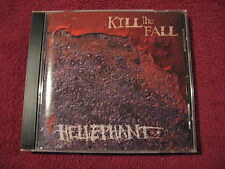 KILL THE FALL / HELLEPHANT Preying On Giants CD Allergic To Whores Nightbreed