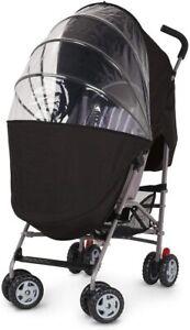 Mothercare Universal Pram Hood 2 Seasons Sunshade + Weathershield
