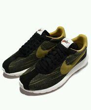 Nike roshe LD-1000 Negro/turba Correr Zapatos Tenis 819843-007 uk7 EU 41
