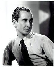 1937 Original RKO Photo by BACHRACH singer Nino Martini models men's tie fashion