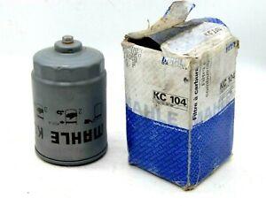 DIESEL FUEL FILTER MAHLE 133MM KC104 FOR VOLVO D5 S80 S60 V70 8624522 8683212