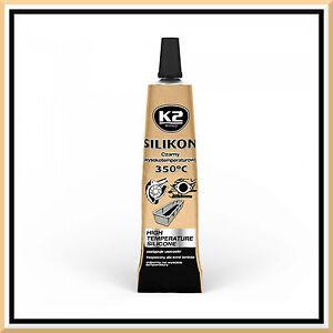21g High Temperature Silicone +350°C Heat Resistant Glue Adhesive Sealant Black