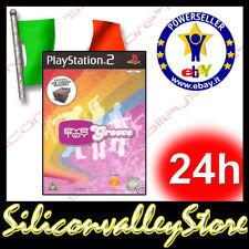 EyeToy Groove - Sony PlayStation 2 - PS2 Game - Italiano - Eye Toy