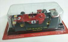 FERRARI 312 B3-73 1973 A. MERZARIO F1 FORMULE 1 N°4 rouge au 1/43 sous blister