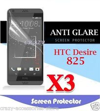 3x Premium Anti-Glare Matte Screen Protector Film Guard For HTC Desire 825