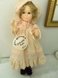 """Vintage Jan Hagara"""" Laurel"""" Doll All Original Outfit Effanbee"""