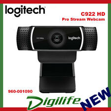 Logitech C922 Pro Stream Webcam FULL HD 1080P Tripod 960-001090