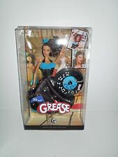 NIB NRFB Silver Label Barbie - Cha Cha Grease 30 Years w Musical Doll Stand