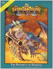 Hackmaster RPG adventure - C4 The Prophecy of Shardar