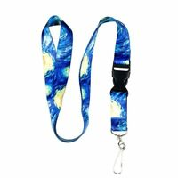 Lanyard for Key / ID Card / Phone / Keychain Holder Safety Neck Strap Detachable