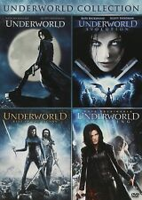 Underworld DVD BOX Collection Set - Vol / Underworld Evolution / Movies 1 2 3 4