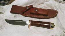 Randall Model 12-6 Little Bear Bowie Knife Unused