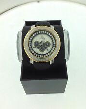 NEW Techno Master TM-2108 Watch Men's 1/4 CTS White Diamond