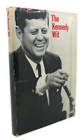 John F. Kennedy, Bill Adler THE KENNEDY WIT  1st Edition 5th Printing
