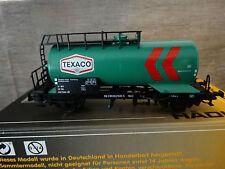 """TT 1/120 Hädl 113305 Kesselwagen """"TEXACO"""" neu"""