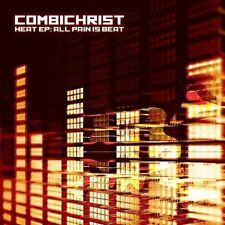 Combichrist : Heat Ep: All Pain Is Beat CD