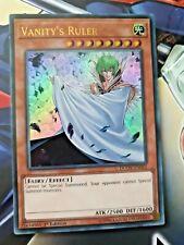 M//NM 1st Edition Yu-Gi-Oh DUOV-EN061 x3 Vanity/'s Ruler Ultra Rare